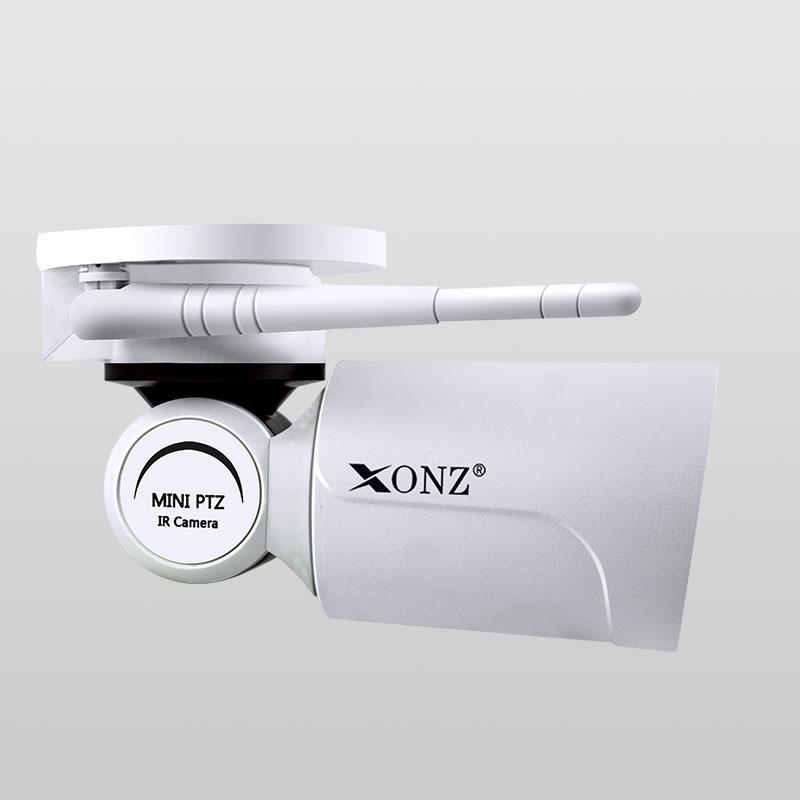 4MP Mini PTZ IP Camera XZ-PTZ2AF2-4ML/W | Xonz Cameras